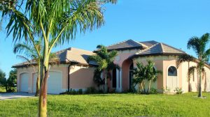Immobilien Cape Coral - Haus am Gulf Access Kanal in Cape Coral kaufen
