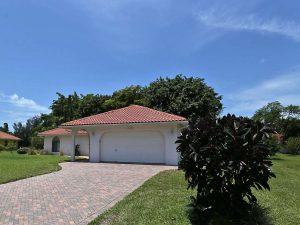 Immobilien Bonita Springs: Einfamilienhaus mit separater Wohnung in Bonita Springs zu verkaufen - Haus Florida