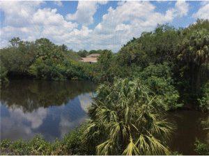 Eigentumswohnung Mariners Cove Wohnungen North Fort Myers mit traumhaftem Wasserblick zu verkaufen