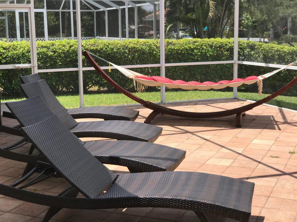 Hauskauf Cape Coral - Haus am Kanal kaufen mit Zugang zum Golf von Mexiko - Moebliertes Ferienhaus Cape Coral Florida kaufen