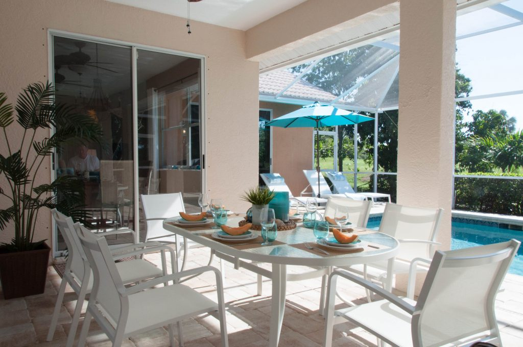 Hauskauf Bonita Springs Florida - Haus am Golfplatz kaufen in Bonita Springs mit Ihrem Deutschen Makler - Posh International Properties - Immobilien Florida