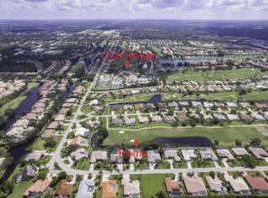 Hauskauf direkt am Golfplatz Spanish Wells, Bonita Springs - Immobilien Bonita Springs - Moebliertes Haus am Golf Platz zu verkaufen