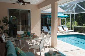 Hausmakler Bonita Springs, Haus kaufen Bonita Springs am Golfplatz und strandnah