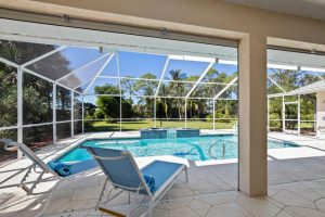 Immobilienkauf Bonita Springs Florida - Mit dem Fahrrad and den Strand