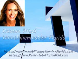 Immobilien-, Haus- und Wohnungsmakler Florida USA, Naples, Bonita Springs, Estero, Kirsten Prizzi