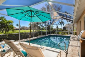 Hauskauf Bonita Springs - Immobilien Florida am Golfplatz